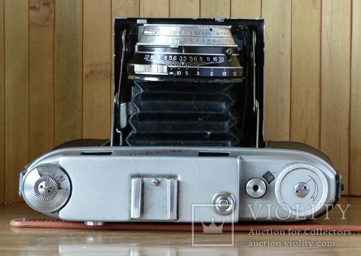 Фотоаппарат «Искра» 1960 г. выпуска, фото №7