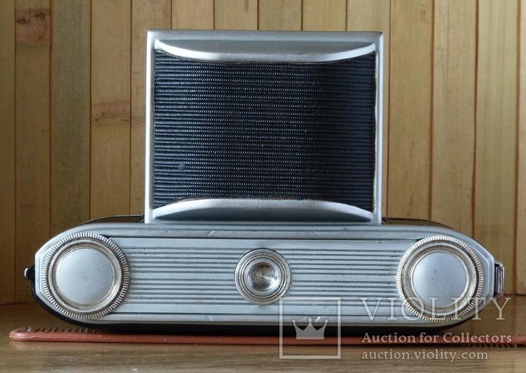 Фотоаппарат «Искра» 1960 г. выпуска, фото №8