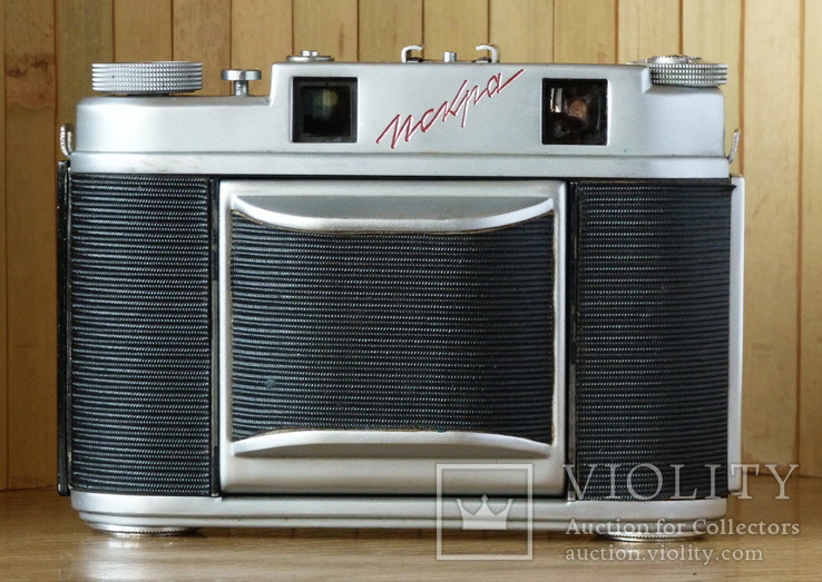Фотоаппарат «Искра» 1960 г. выпуска, фото №9