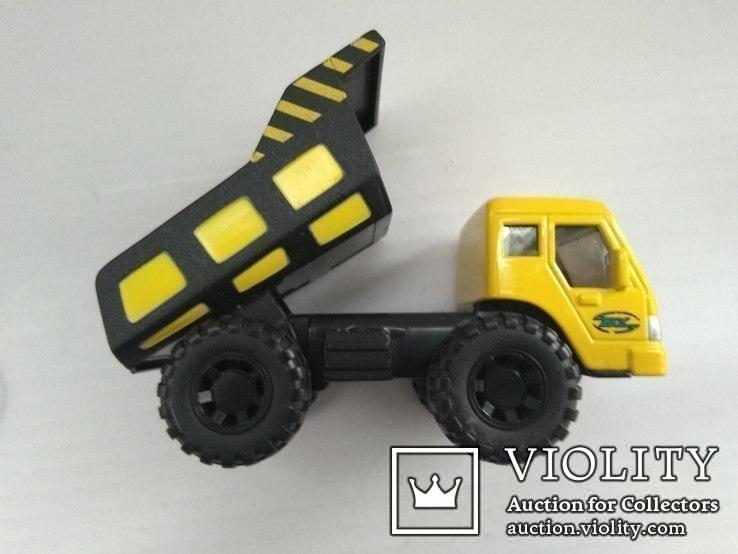 Maisto Builder Zone Dump Truck, фото №6