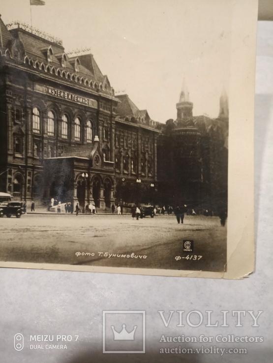 Москва. Музей В. Ленина. 1938?, фото №5