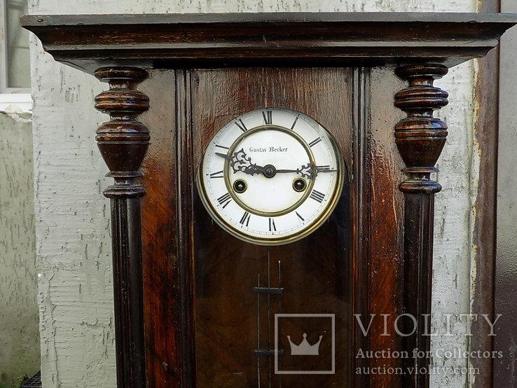 Настенные часы Густав Беккер, фото №6