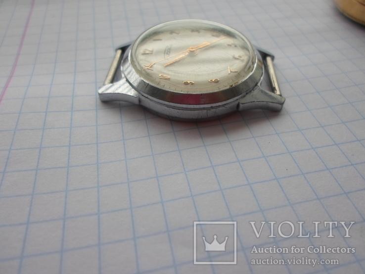 1034..часы ракета на ходу, фото №7