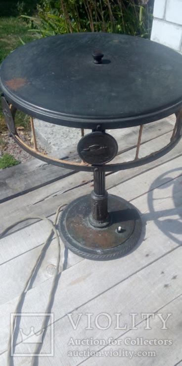 Адмиральская лампа 1952г., фото №5