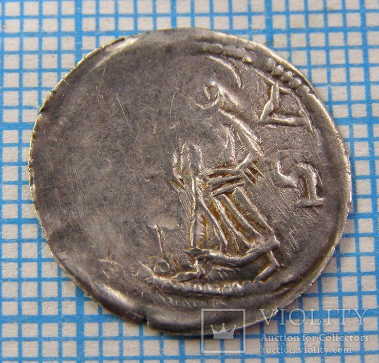 Денар 1173-1185/90 рр. - Болеслав І Високий - Силезія, Вроцлав