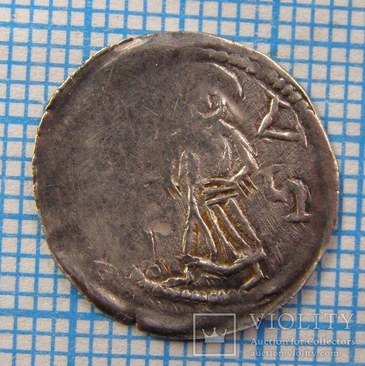 Денар 1173-1185/90 рр. - Болеслав І Високий - Силезія, Вроцлав, фото №3
