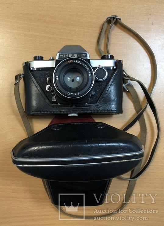 Фотоаппарат Киев 17 MC HELIOS - 81