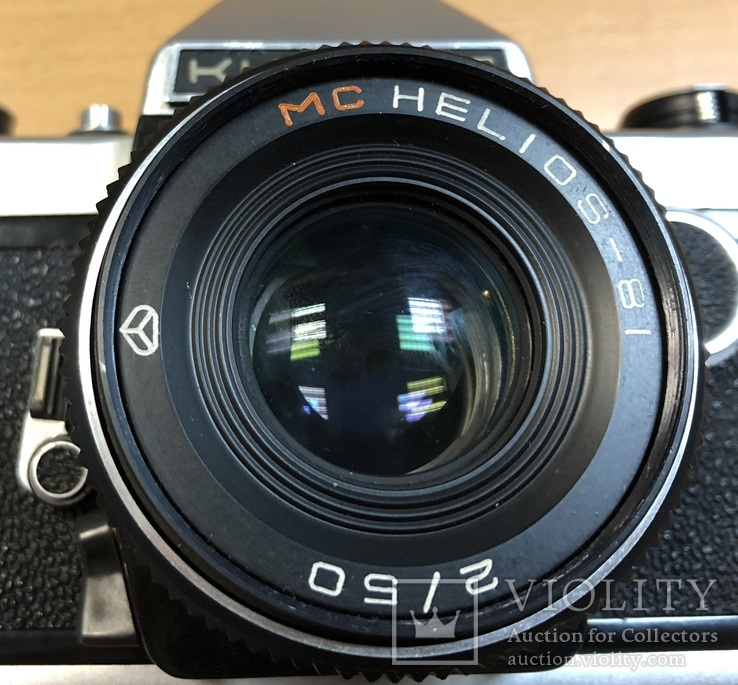 Фотоаппарат Киев 17 MC HELIOS - 81, фото №12