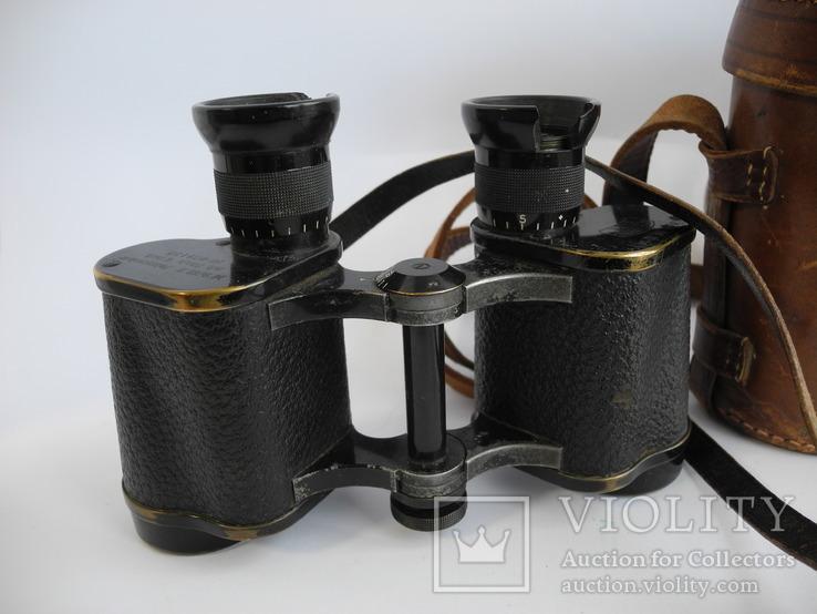 Бинокль zeiss karoly gyor M 9/13 Z Feldstecher ( Англия 1914 год ), фото №6