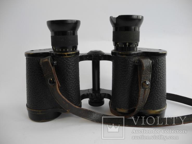 Бинокль zeiss karoly gyor M 9/13 Z Feldstecher ( Англия 1914 год ), фото №12