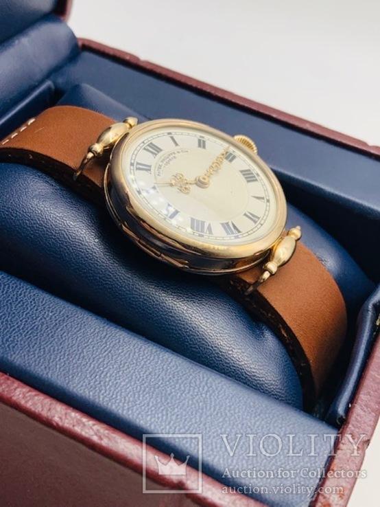 Наручные Patek Philippe & Co Geneva. 585 золото., фото №12