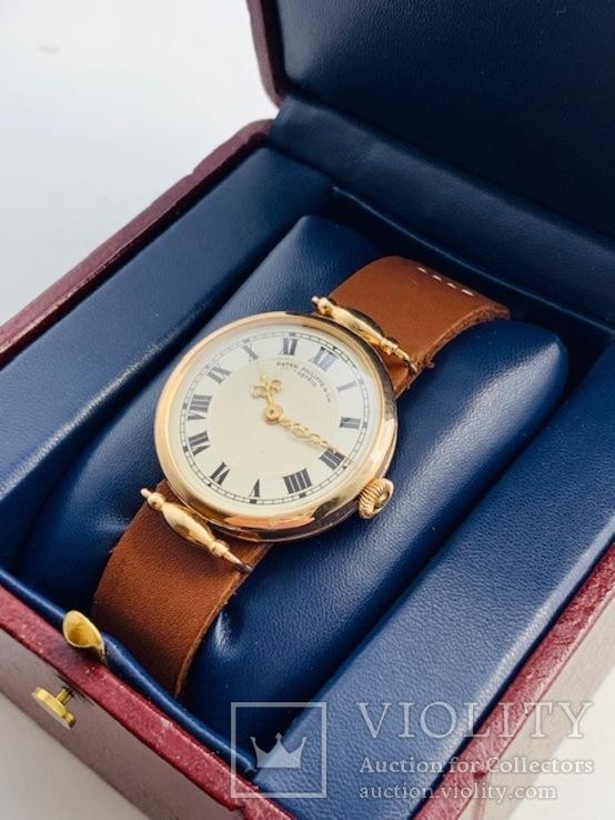 Наручные Patek Philippe & Co Geneva. 585 золото., фото №13