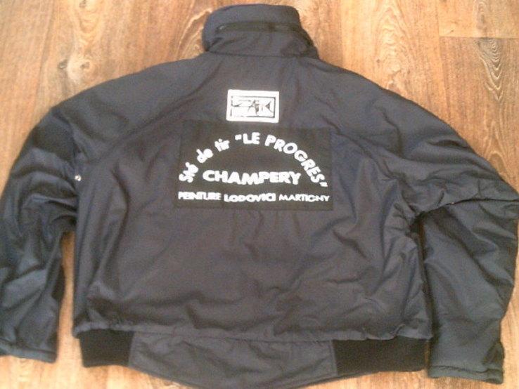 Теплая куртка на флисе разм.XL, фото №6