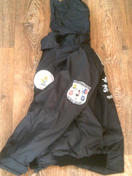 Теплая куртка на флисе разм.XL, фото №8