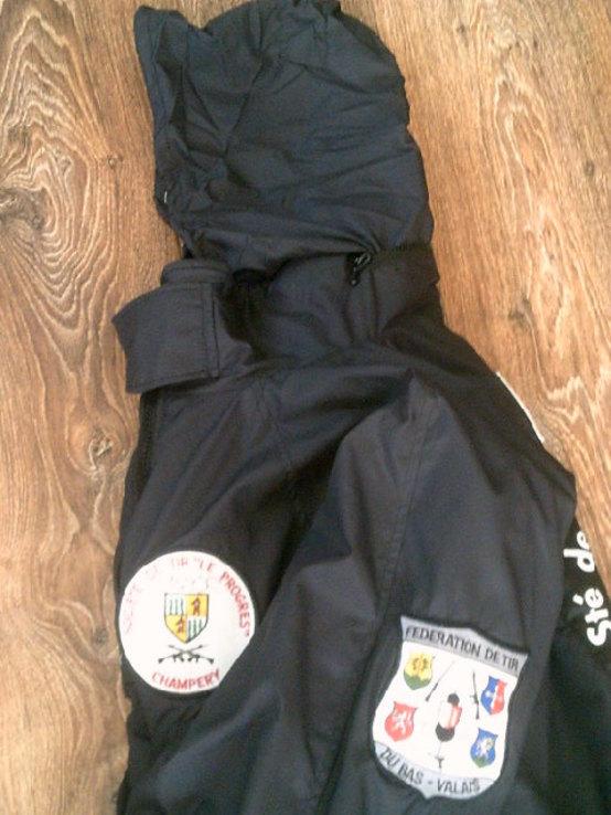 Теплая куртка на флисе разм.XL, фото №9