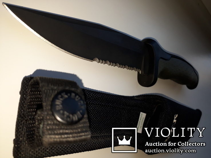 Нож Buck 655 Mini Nighthawk, фото №3