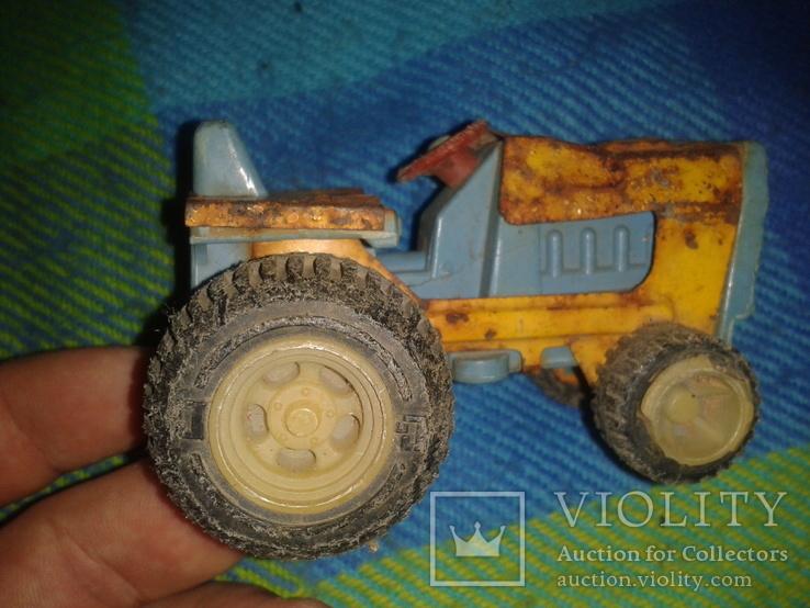 Грузовик и трактор, фото №11
