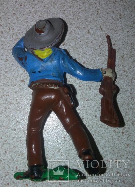 Ковбой с ружьем., фото №3