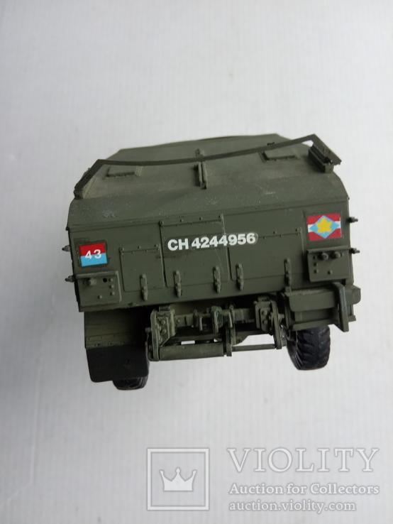 Italeri Chevrolet Gun Tractor 1/35, фото №3