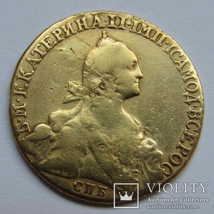 10 рублей 1769 г. Екатерина II