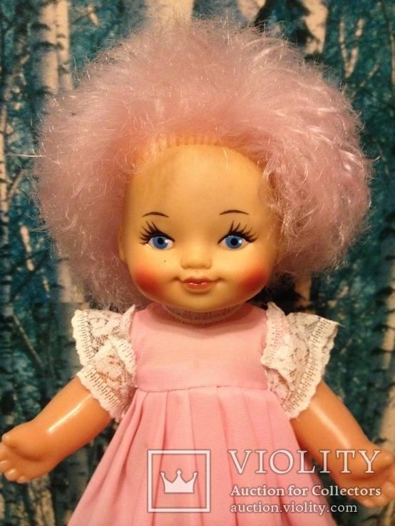 Кукла СССР Зоя (ДЗИ) клеймо, состояние новой, родной аутфит