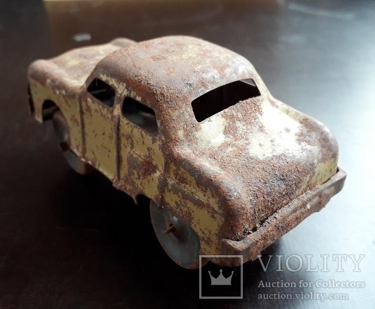 Старая машина, Москвич, фото №3