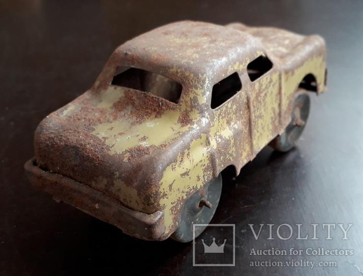 Старая машина, Москвич, фото №6