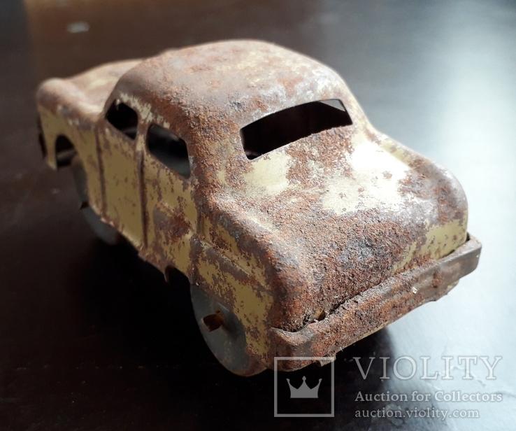 Старая машина, Москвич, фото №7
