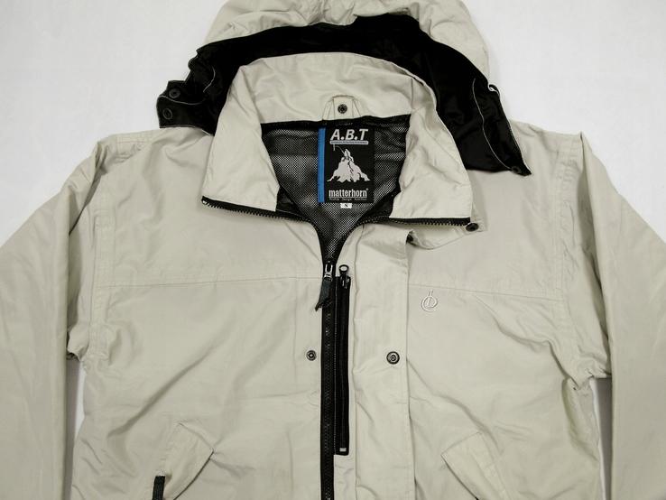Легкая швейцарская куртка фирма matterhorn, фото №8