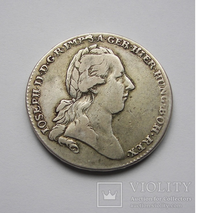 Талер 1783 Австрия