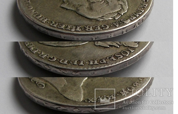 Талер 1783 Австрия, фото №4