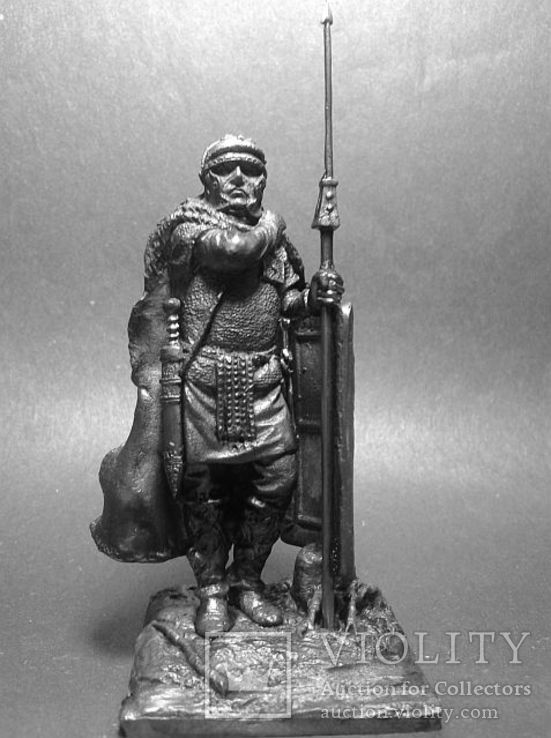 Рим.Легионер Legio I Germanica 43 г.до н.э., фото №2