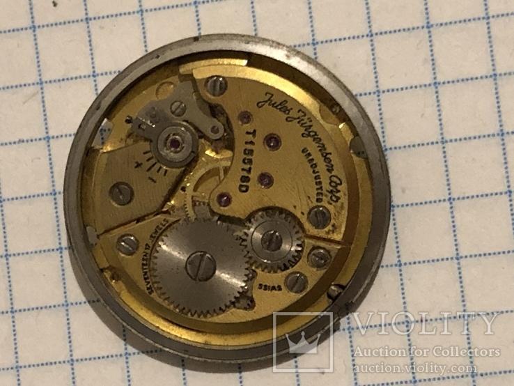 Часы Jules Jurgensen( на запчасти), фото №5