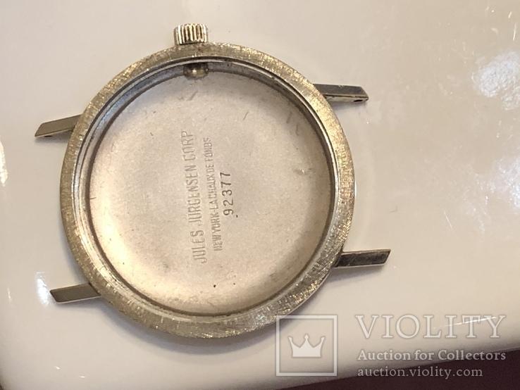 Часы Jules Jurgensen( на запчасти), фото №10