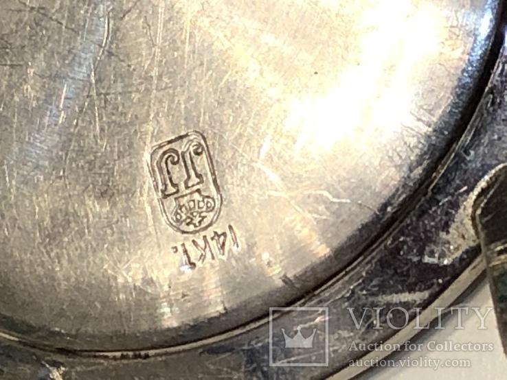 Часы Jules Jurgensen( на запчасти), фото №11