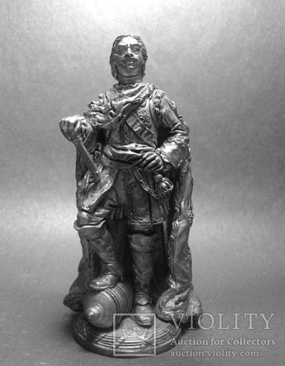 Русь.Царь. Пётр I Алексе́евич, прозванный Вели́кий (1672 год — 1725 год), фото №2