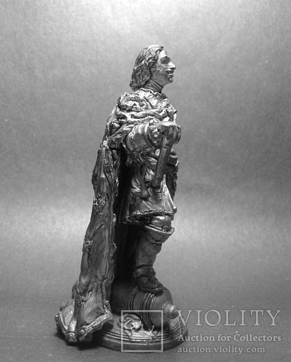 Русь.Царь. Пётр I Алексе́евич, прозванный Вели́кий (1672 год — 1725 год), фото №3