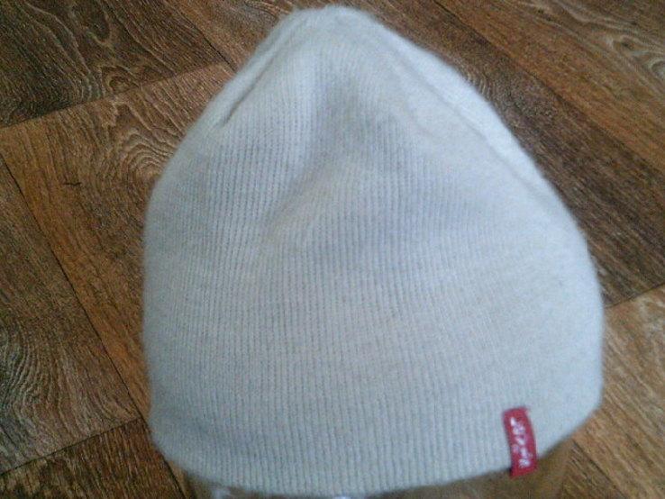 Levis - фирменная спорт шапка, фото №7
