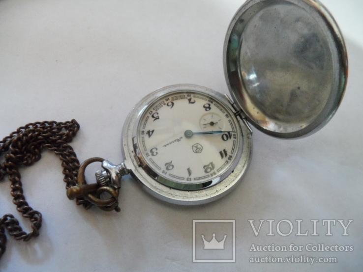 Часы молния на ходу, фото №5