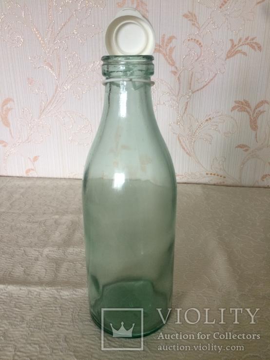 Бутылка для молока 1л. Клеймо «СТЗ 1л. 81», фото №2