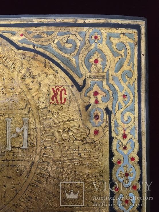 Икона Господь Вседержитель, фото №6