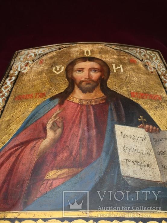 Икона Господь Вседержитель, фото №9