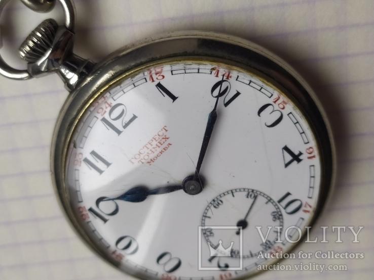 Часы Гострест ТочМех Москва, фото №5