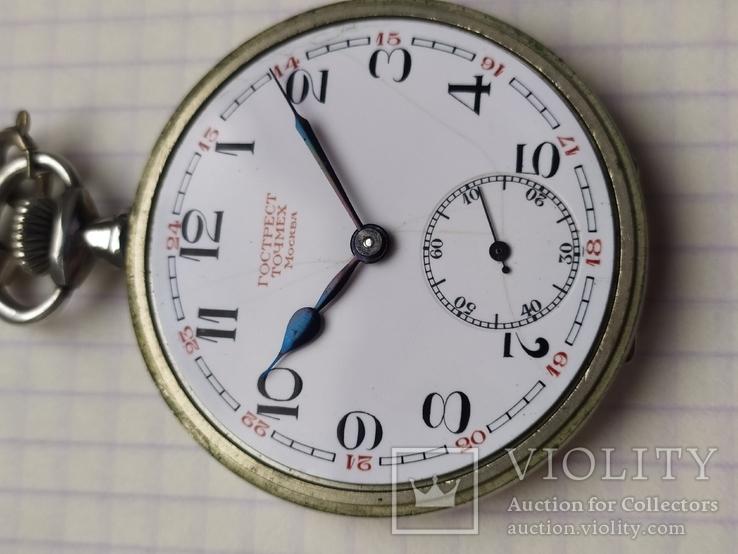 Часы Гострест ТочМех Москва, фото №7