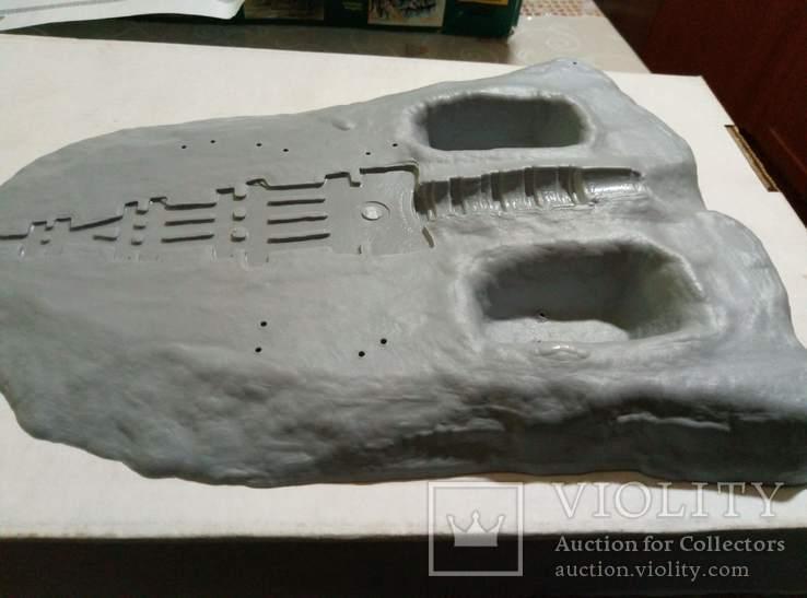 Средневековая тяжелая бомбарда, фото №3