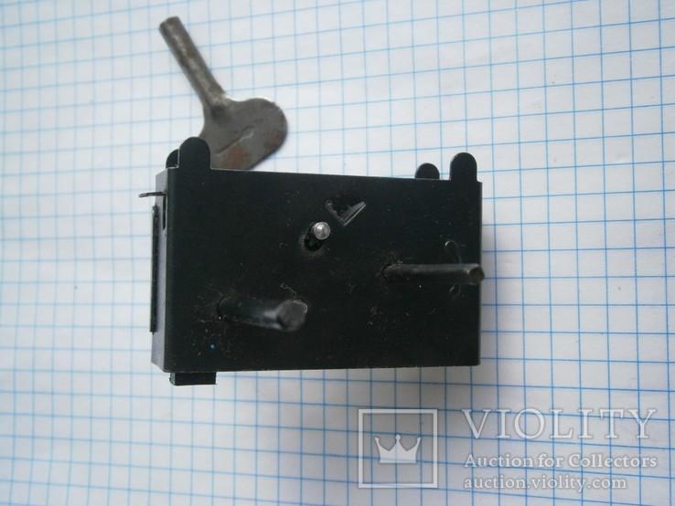 Заводной механизм к авто с ключиком, фото №4