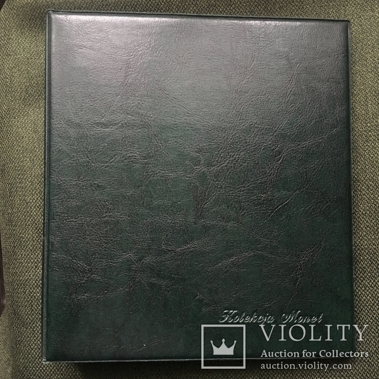 Альбом для монет 22х20 бу, фото №2