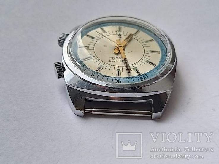Часы Полет будильник, фото №4