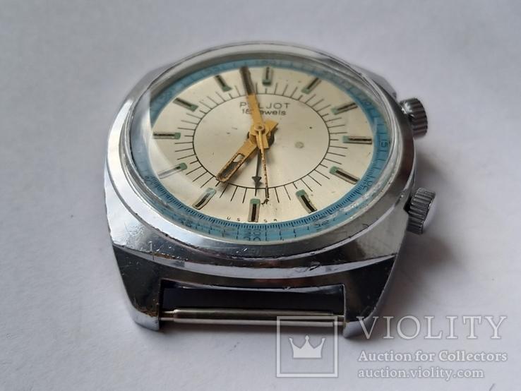 Часы Полет будильник, фото №6