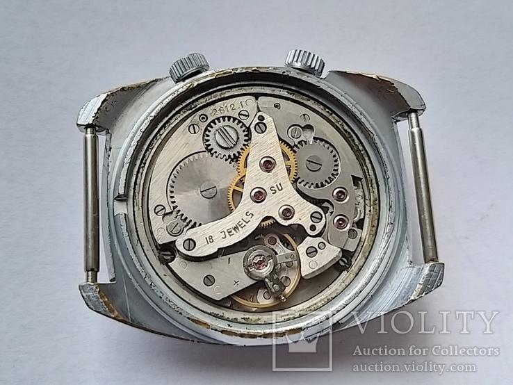 Часы Полет будильник, фото №9